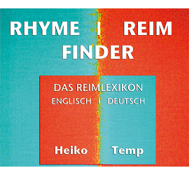 Rhymefinder feature